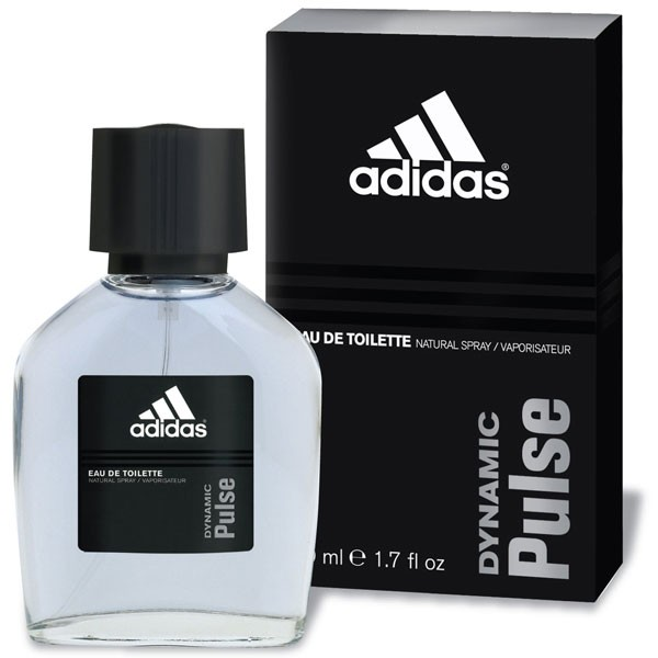 Colônia Masculina Dynamic Pulse Adidas - 50ml
