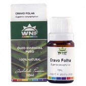 Óleo essencial de Cravo WNF - 10ml
